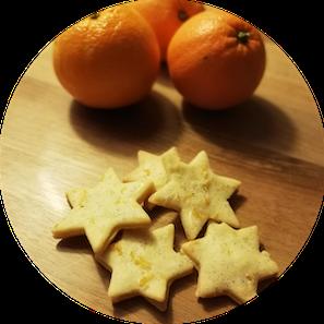 Orangensterne