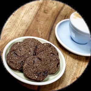 Schoko-Hanf-Cookies