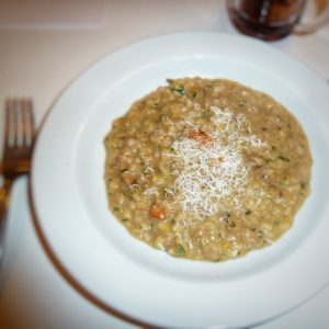 gerstenrisotto